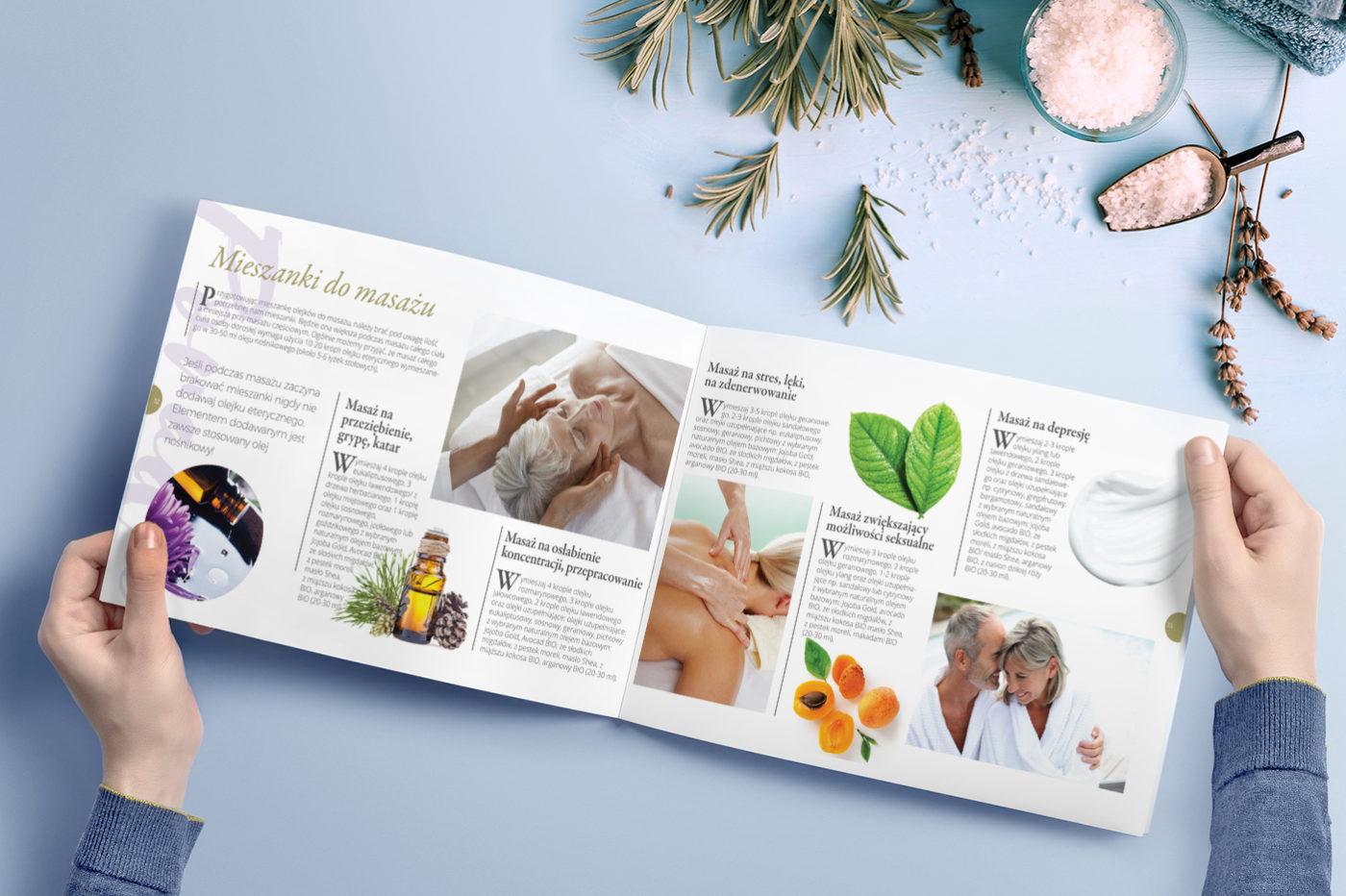 Projekt Poradnik aromaterapii