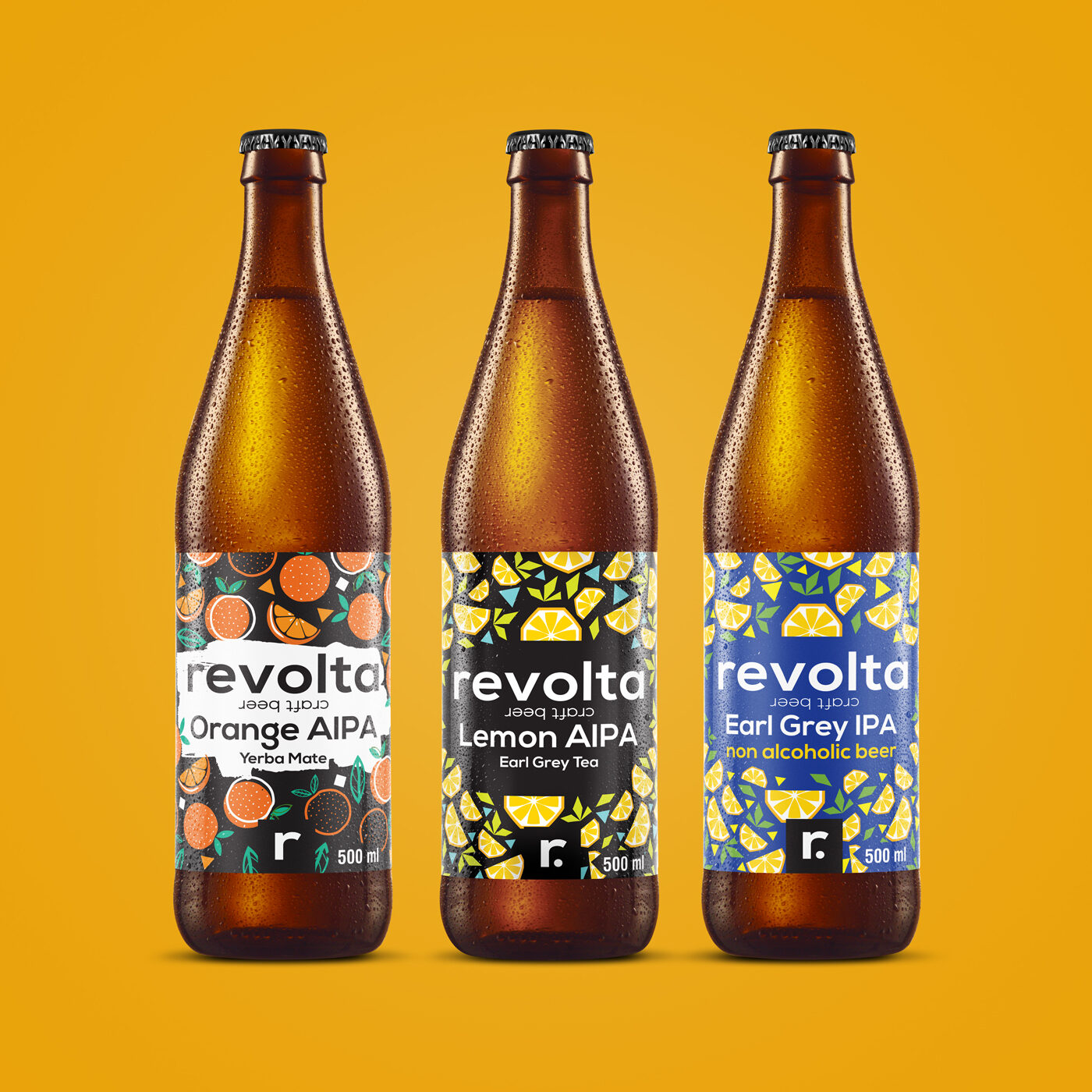 Projekt Revolta Craft Beer