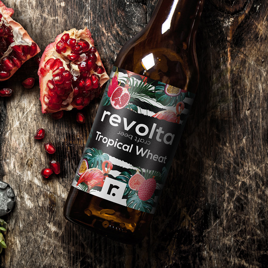 MoProject: Revolta Craft Beer