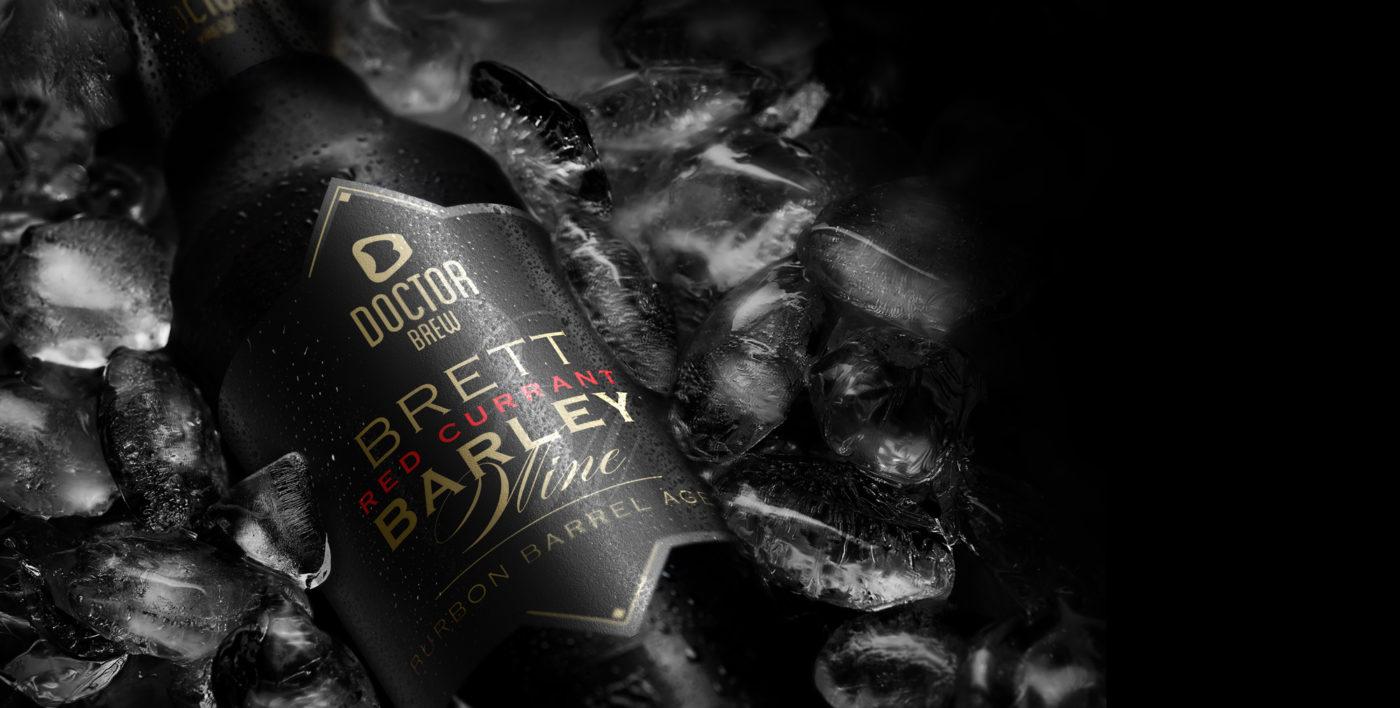 Projekt Doctor BREW Brett Red Currant Barley Wine Bourbon Barrel Aged