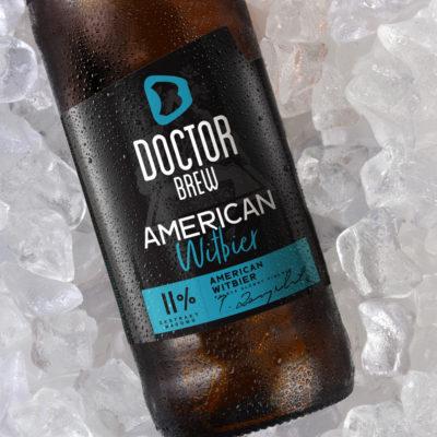 etykiety piwa doctor brew
